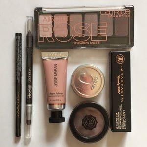 Makeup Lot Josie Maran, Cargo, Anastasia, etc. lot
